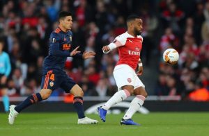 Prediksi Skor Valencia vs Arsenal 10 May 2019