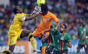 Prediksi Skor Zambia vs Cote D'ivoire 19 Juni 2019