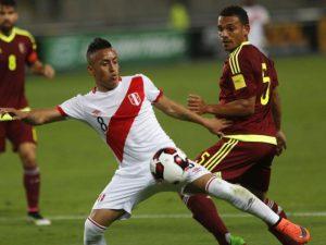 Presiksi Skor Venezuela vs Peru 16 Juni 2019