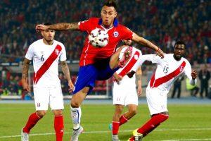 Prediksi Skor Chile vs Peru 4 Juli 2019