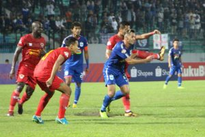 Prediksi Skor Kalteng Putra vs Borneo 3 July 2019