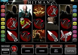 Game Slot Hitman Dari Pragmatic Play
