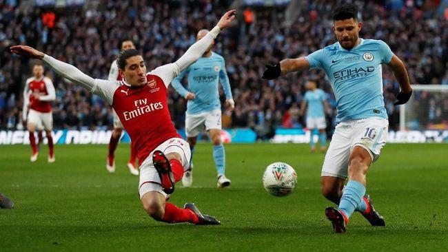 Prediksi Arsenal vs Manchester City 15 Desember 2019