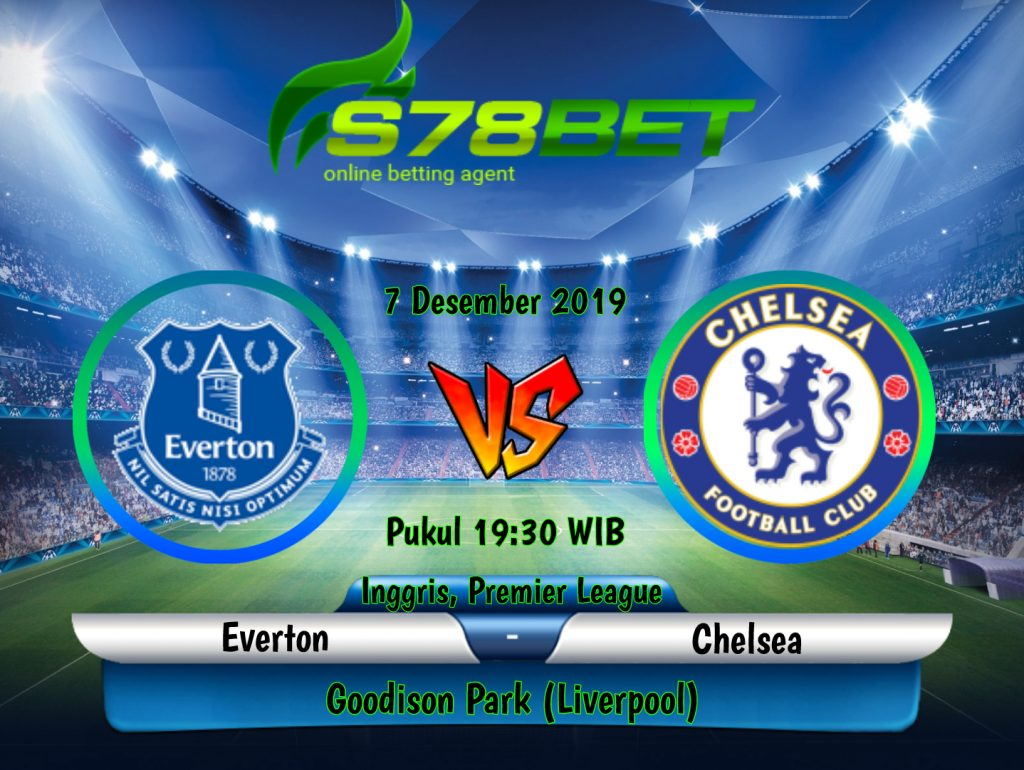 Prediksi Skor Everton vs Chelsea 7 Desember 2019
