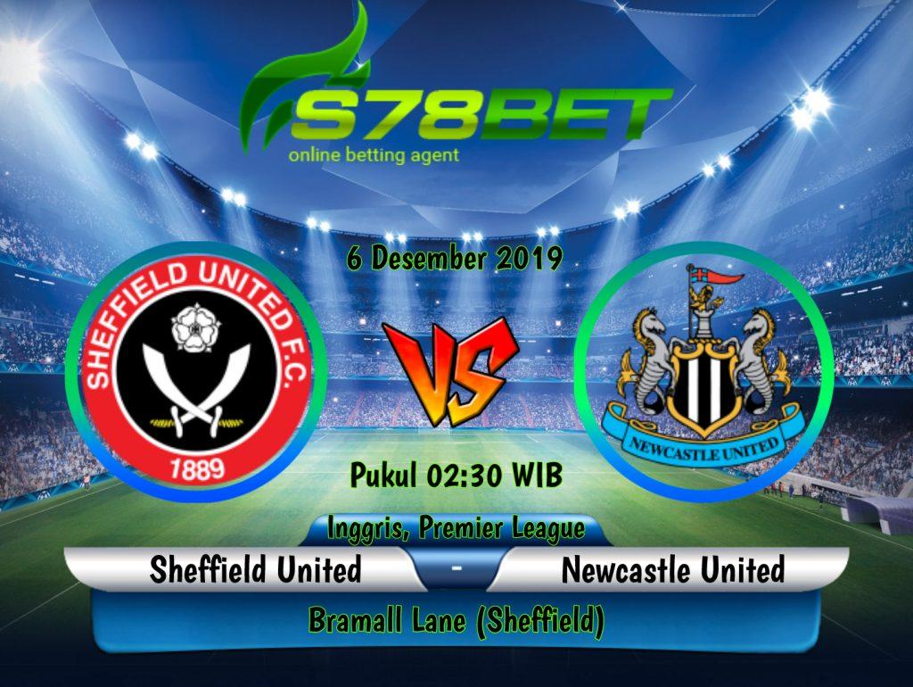 Prediksi Skor Sheffield United vs Newcastle United 6 Desember 2019