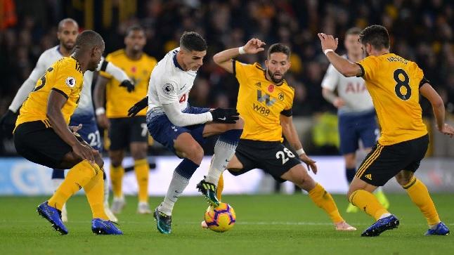 Prediksi Wolverhampton Wanderers vs Tottenham Hotspur 15 Desember 2019