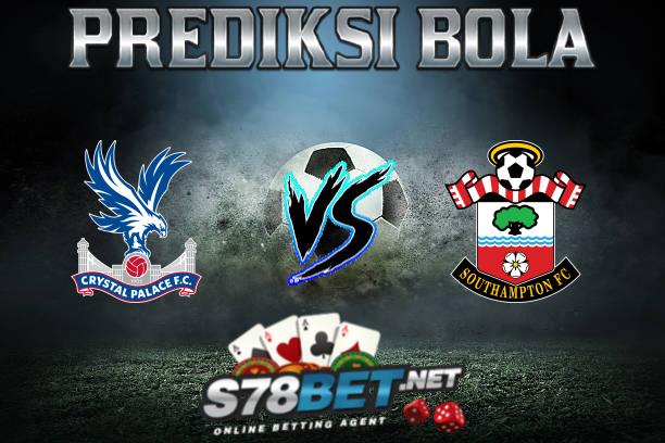 Prediksi Skor Crystal Palace vs Southampton 22 Januari 2020