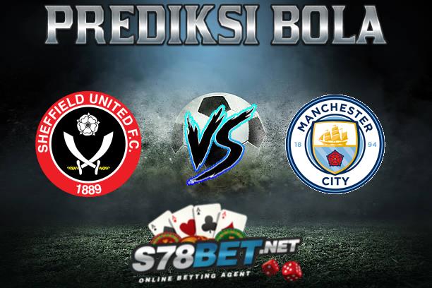 Prediksi Skor Sheffield United vs Manchester City 22 Januari 2020