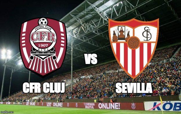 Prediksi Skor CFR Cluj vs Sevilla 21 Febuari 2020