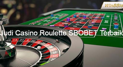 Judi Casino Roulette SBOBET Terbaik