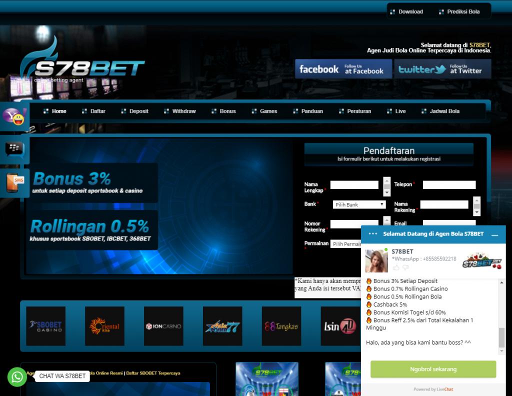 Judi Mesin Slot Online Indonesia Terpercaya
