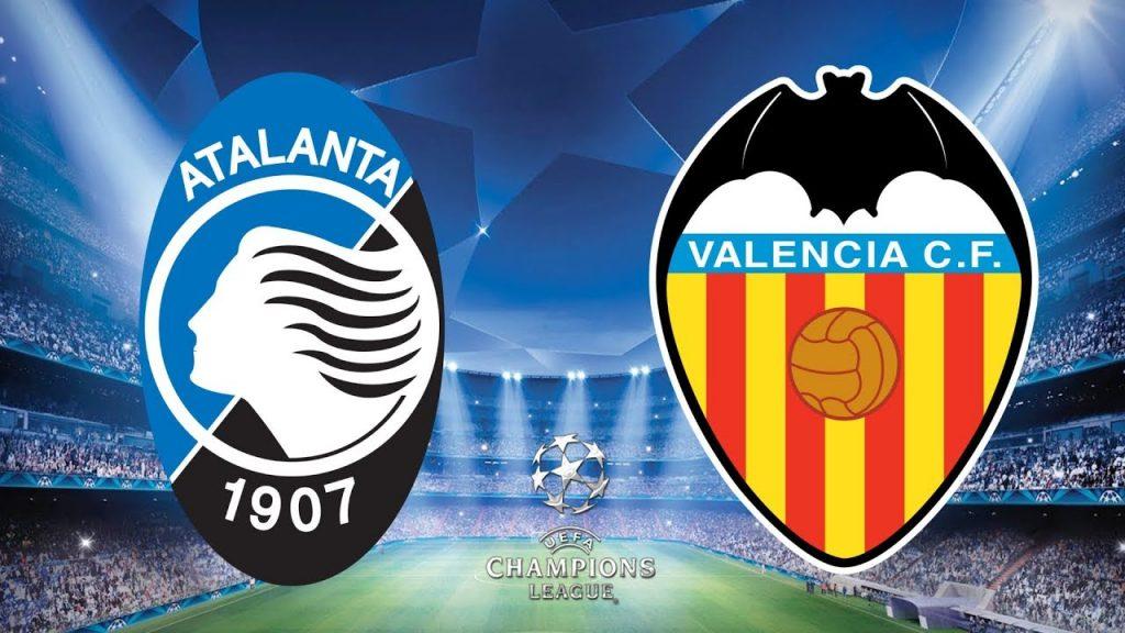 Prediksi Skor Atalanta vs Valencia 20 Febuari 2020