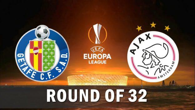 Prediksi Skor Getafe vs Ajax 21 Febuari 2020