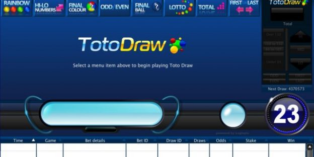 Panduan Main Toto Draw SBOBET Termudah