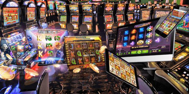 Penjelasan Tentang Permainan Slot Mesin