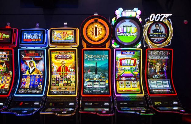 Provider Mesin Slot Dengan Permainan Sering Jackpot