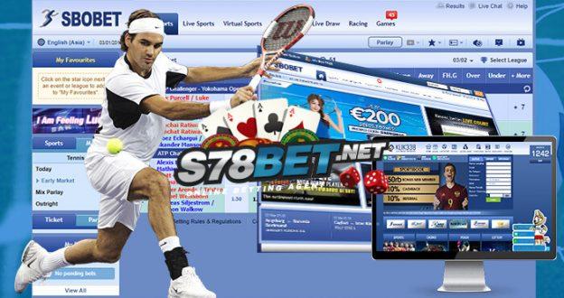 Taruhan Tenis SBOBET