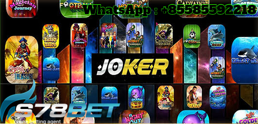 Bermain Mesin Tembak Ikan Joker123 Dengan HP